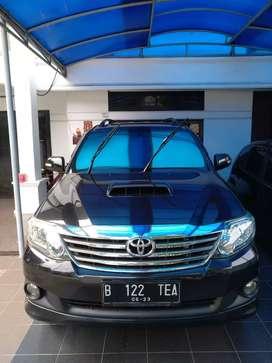 Toyota Fortuner 2.5 G Diesel VN-Turbo Look 2013 Mulus Terawat
