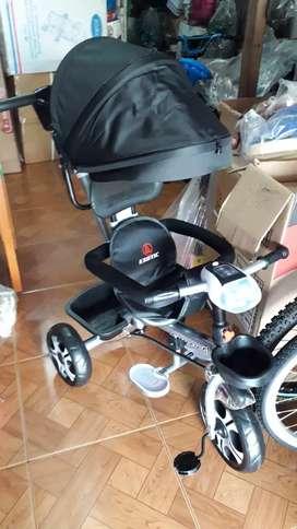 Sepeda anak roda tiga , bisa di krim