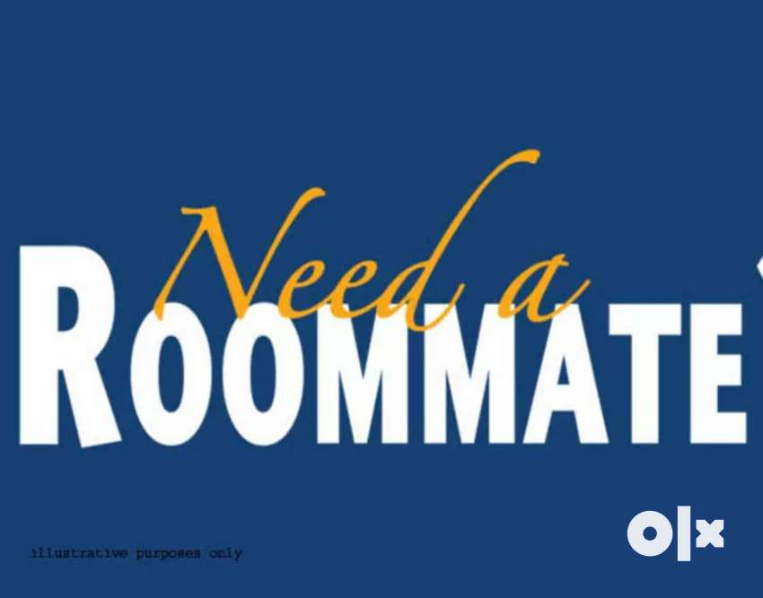 Need female roommate for 2 BHk flat 0