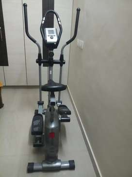 Wel care gym cross trainer