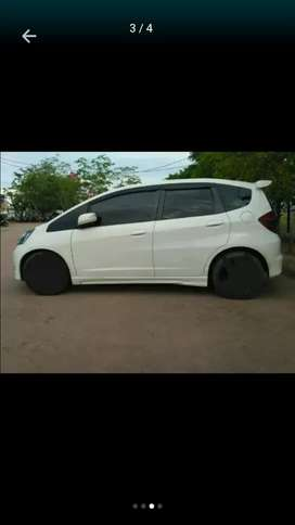 Over kredit Honda Jazz RS matic 2009 akhir, pemakaian 2010