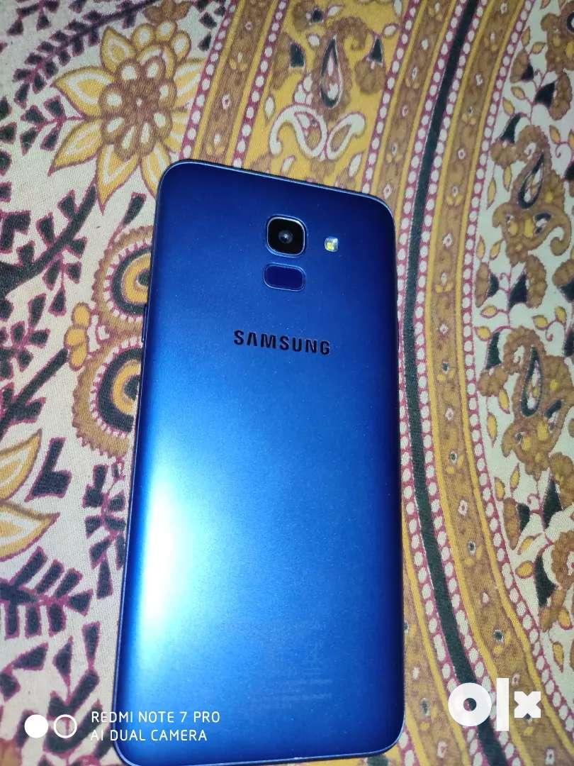 Samsung galaxy J6 0