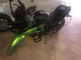 Yamaha bike maintained and in a good condition