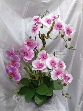 Rangkaian bunga anggrek