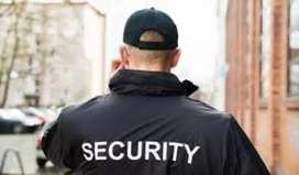 Wanted security guards and supervisor at gachibowli