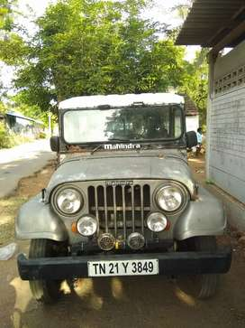 MM 540 Jeep in good condition