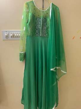 Indian party wear dress