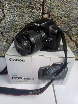 Canon 1300d wifi fullset