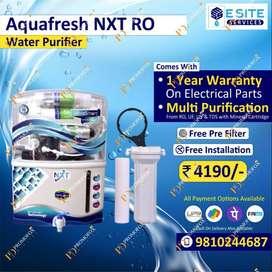 summer dhamka offer on  aquafresh ro
