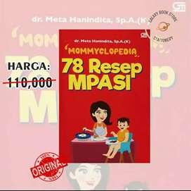 MOMMYCLOPEDIA // 78 RESEP MPASI - DR. META HANINDITA Sp. A.K