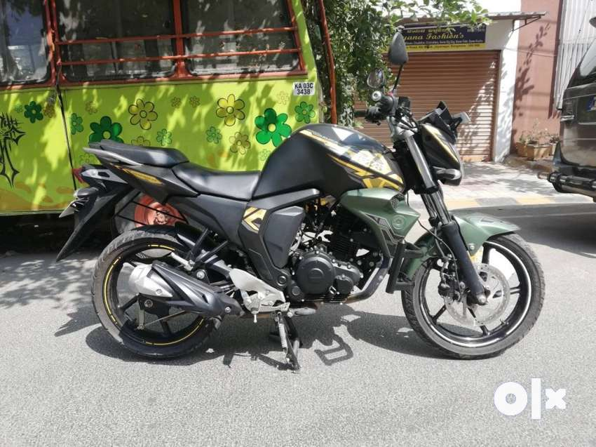 2018 Yamaha fzs FI version 2.0 V2 Showroom condition up to date documt 0