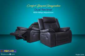 2096 Manual Recliner Imported