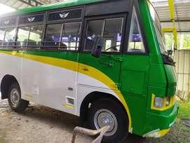 Tata 407 city ride
