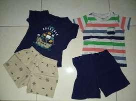 Baju bayi laki-laki (9-12 month)