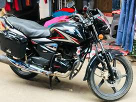 Very good condition with disc brake