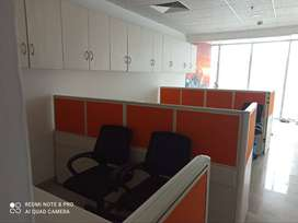 FULLY FURNISHED OFFICE SPACE ON RENT