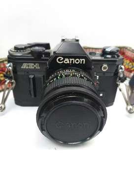 Kamera Canon AE 1 Mulus