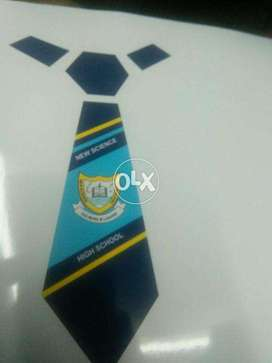Ties Manufactured