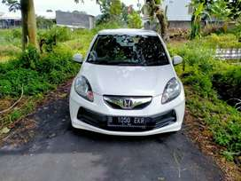 [DP 15 JT] Honda Brio Satya 1.2 S M/T KM 30 rb an