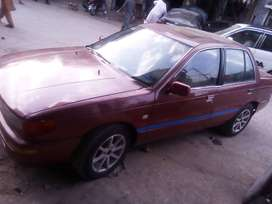 Gujrat number mitsubishi Lancer1300cc exchange possible