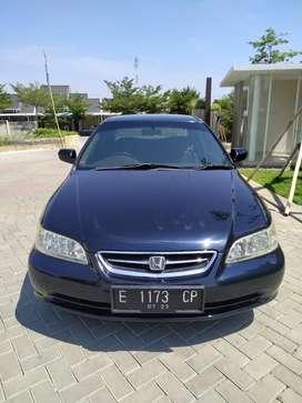 Honda Accord VtiL Km97rb Biru Tua Metalik