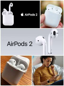 Free Home Delivery - Apple Airpods 2, Bluetooth Headset, Cod.