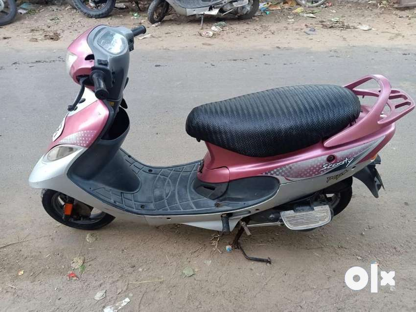 one owner scooty pap+ fix price 0