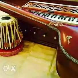Learn music classical vocal, geet, ghazal,