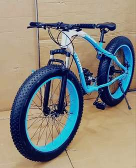 BRAND NEW FAT TYRE BICYCLE ( IMPORTED BICYCLE )
