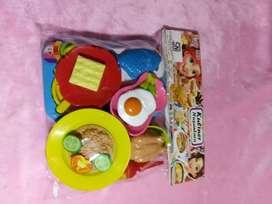 Mainan perempuan alat masak