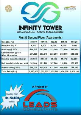 Apartments on eassy and flexible schedule