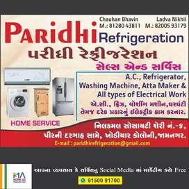 Paridhi Referigeration