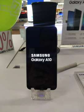 Smarphone Samsung A10 Promo gratis 1x angsuran