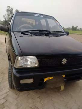 Suzuki Mehran Yellow Cap 2012 for sale