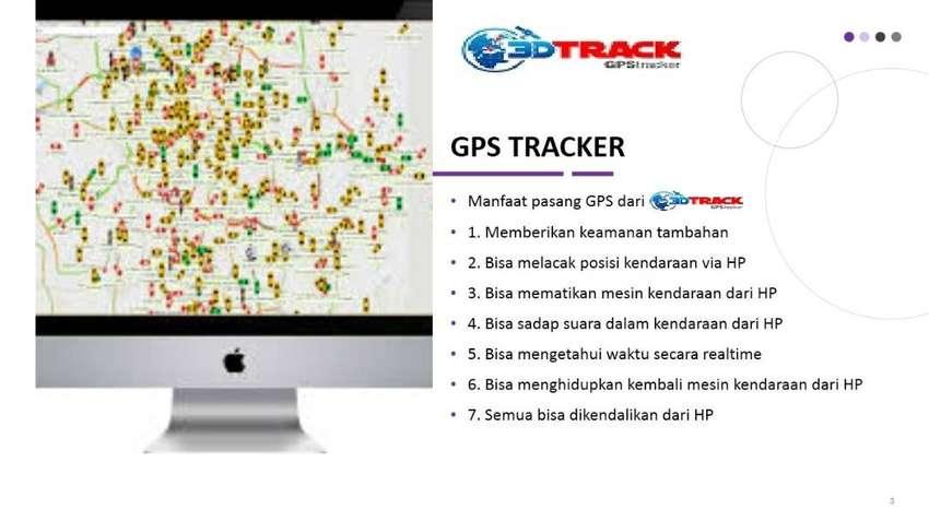 GPS TRACKER 3DTRACK SINYAL KUAT DAN STABIL + PASANG 0