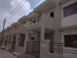 2bhk villas in covered campus.Ready to move