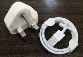 Charger Original iPhone 6+ KAKI 3 GARANSI 1 Bulan