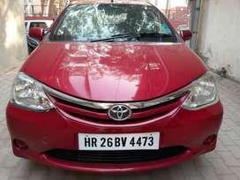Toyota Etios 2014-2016 GD, 2012, Diesel