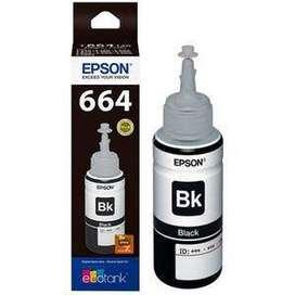 Tinta Epson T06641 black-Original