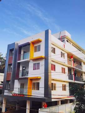 New 3bhk flat for sale within 3km from Thrissur round ready to move