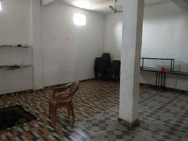 2hall and shop for rent