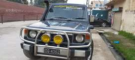 Pajero 1990 London model total genuine
