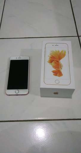 Iphone 6S 32 GB Rosegold Bisa Alloperator