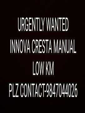 Toyota INNOVA CRYSTA 2.8 GX CRDi Automatic, 2016,