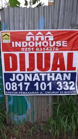 Dijual Tanah seluas 2.715 m2 seberang pintu terminal Jatijajar Depok