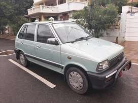 Maruti Suzuki 800 AC BS-III, 2004, LPG