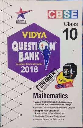 Math Question Bank Class 10
