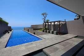Di jual villa murah  view laut
