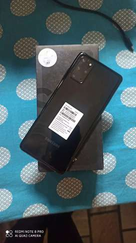 Samsung S20 plus 8/128 one month old 58000
