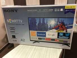 """42"""" SONY Smart Full HD Ultraslim LED 1 YR Warranty."""